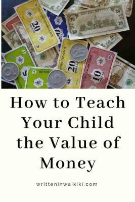 How to Teach Your Child the Value of Money – Parenting