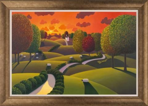 Changing Colours, by Paul Corfield