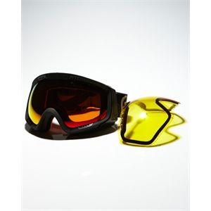 New Vonzipper Feenom Goggle 100% Uv Protection Masks Black