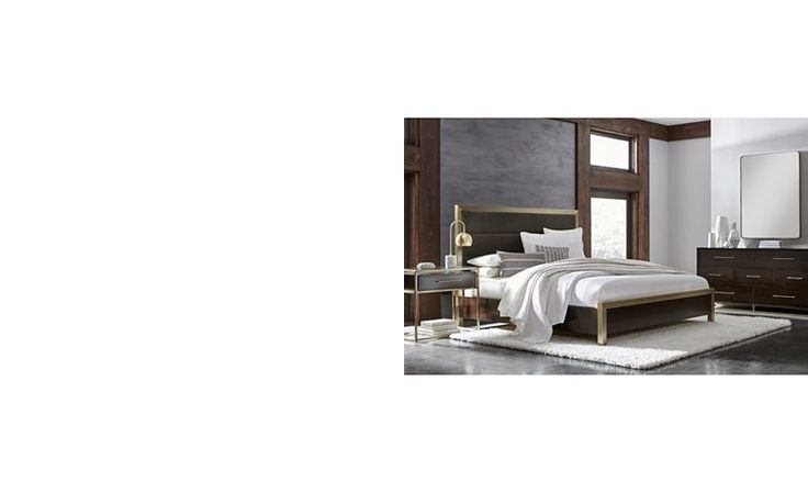 Jameson California King Bed - Beds & Headboards - Furniture - Macy's