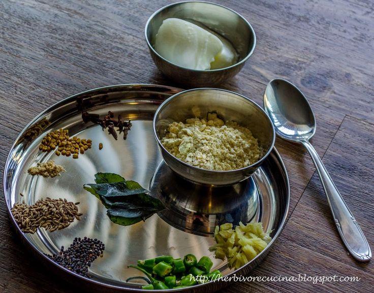 Herbivore Cucina: Gujarati Kadhi