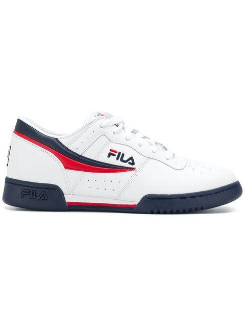 987b6d85ac552 FILA Original Fitness low-top sneakers. #fila #shoes #   Shoes ...