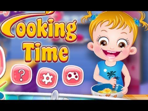 Kids Learn Kitchen Tools and Play Fun Cooking Games for Children | Baby ...