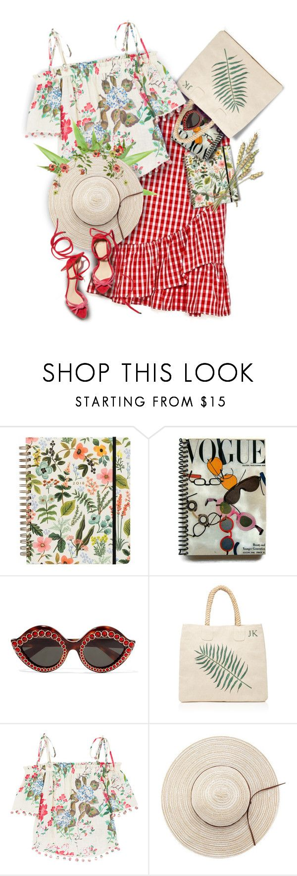 """The sun is shining"" by xiandrina ❤ liked on Polyvore featuring Gucci, Rae Feather and MANGO"