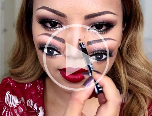 Jak zrobić niesamowity makijaż na Halloween?