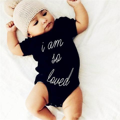 Baby Bodysuit Clothes 2017 Newborn Baby