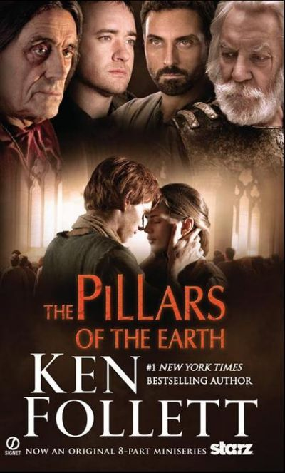 The Pillars of the Earth ♥ ♥ ♥ film / live-action / favourite