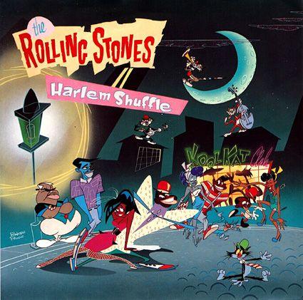 Stones - Harlem Shuffle