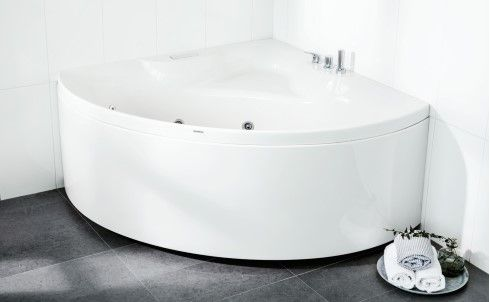 Z140 hörnbadkar Standard