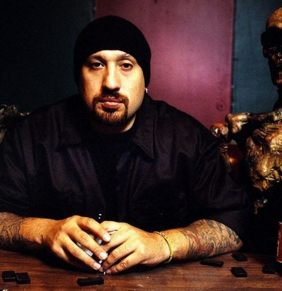 B-real out of Cypress Hill (Blood)