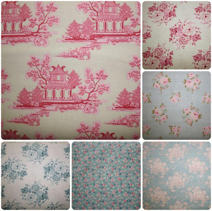 Country Escape range of fabrics by Tilda