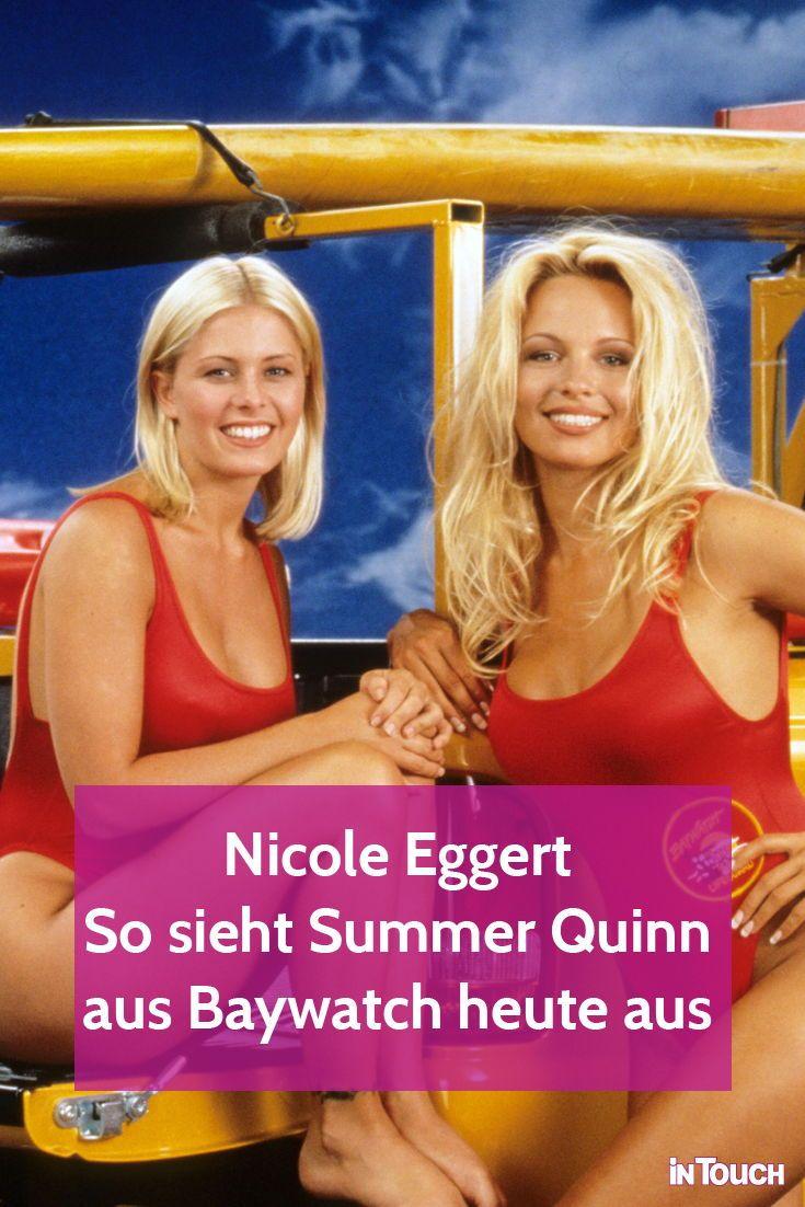 Nicole Eggert So Kurvig Ist Summer Quinn Aus Baywatch Heute Baywatch Baywatch Darsteller Darstellerin