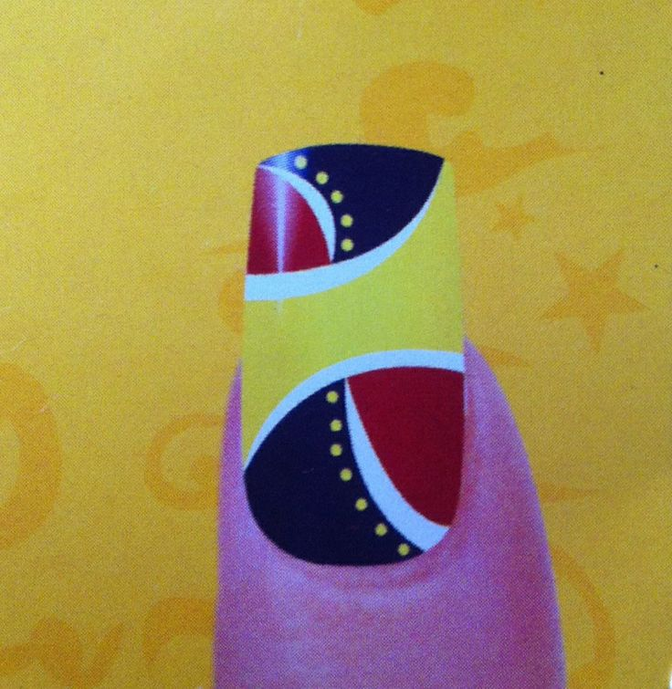 Colombian nails, Word Cup 2014