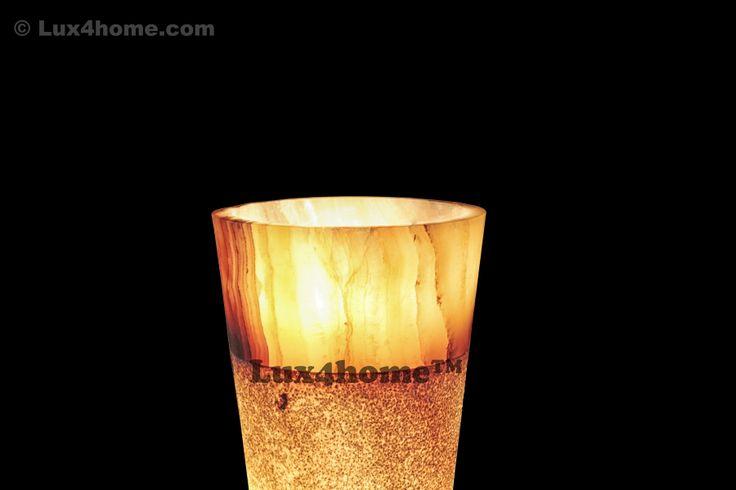 Podświetlony onyks. Jak podświetlić onyks? Tylko w Lux4home™