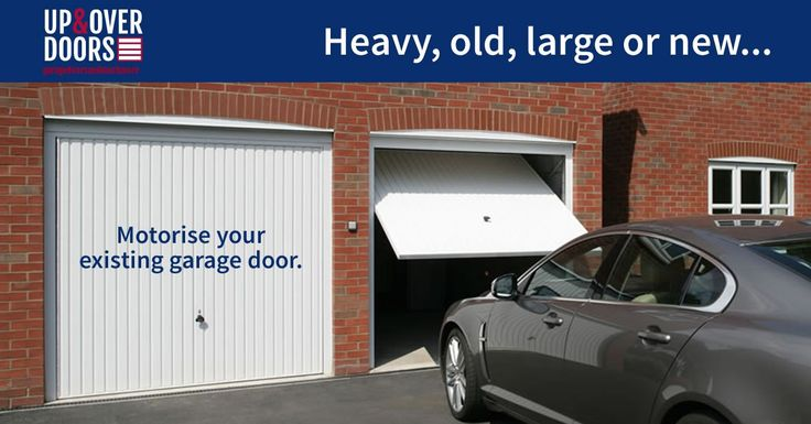 Converting an existing garage door to electric – Garage Door Company in Bristol #electric #motor #for #garage #door http://ireland.nef2.com/converting-an-existing-garage-door-to-electric-garage-door-company-in-bristol-electric-motor-for-garage-door/  # Converting an existing garage door to electric Converting an existing garage door to an electric automatic system One of the most common enquiries we receive here at Up Over is whether or not it is possible to automate an existing manual…