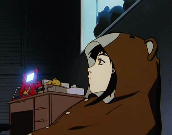 Serial Experiments Lain  one of my favorite animes