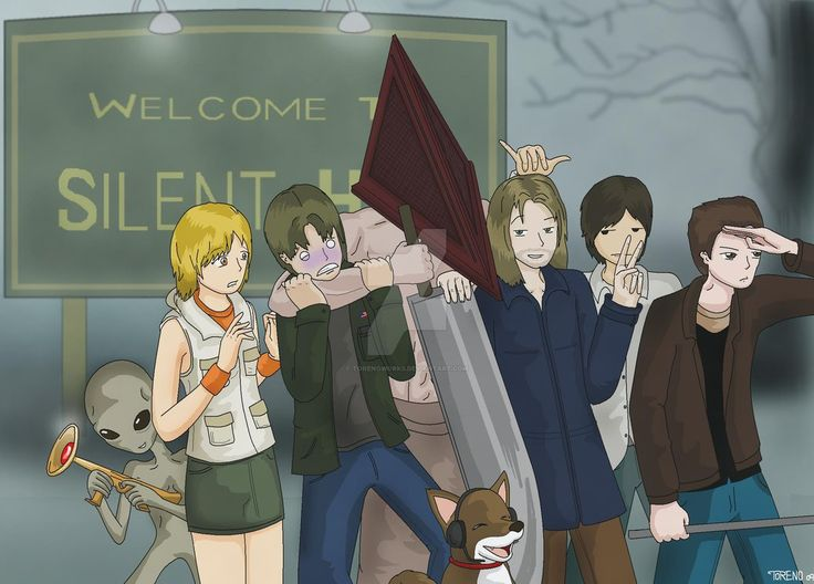 Welcome to Silent Hill by TorenoWorks on DeviantArt