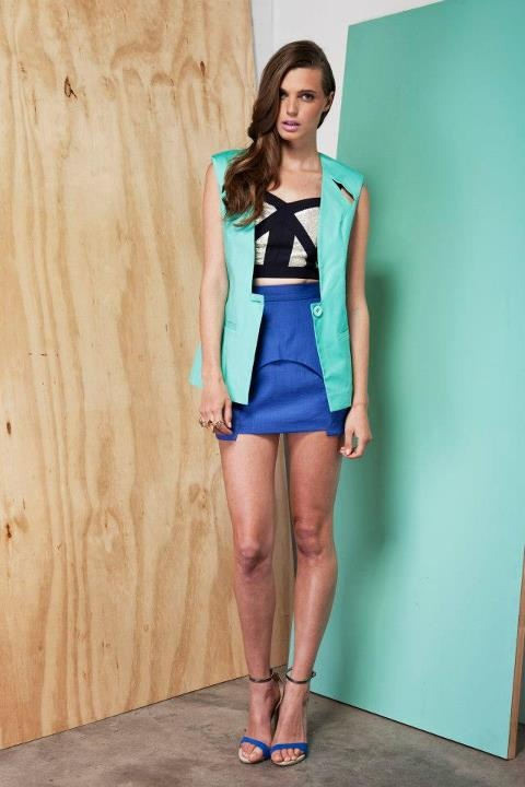 FINDERS KEEPERS the label S/S 2013 | http://fashionix.com/profile.php?id=301
