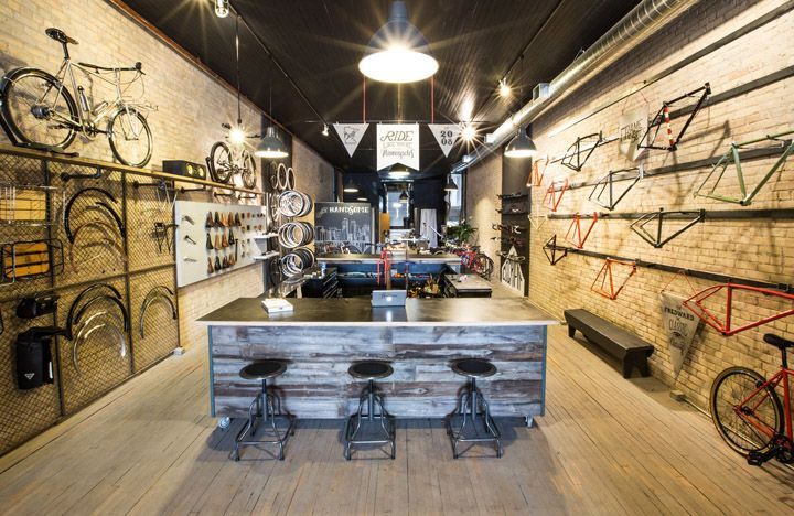 Makers Profile: Ben Morrison, Handsome Cycles
