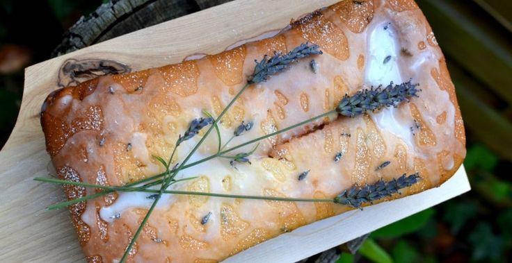 Illatos provence-i levendulás süti recept