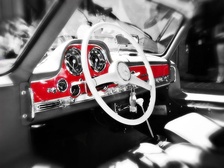 Mercedes - Armaturen