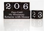 Wood Designs : Downloads : MISSIONARY COUNTDOWN