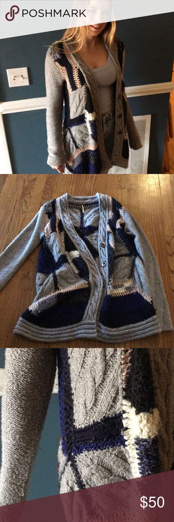 Free people cardigan sweater Gorgeous sweater Free People Sweaters Cardigans