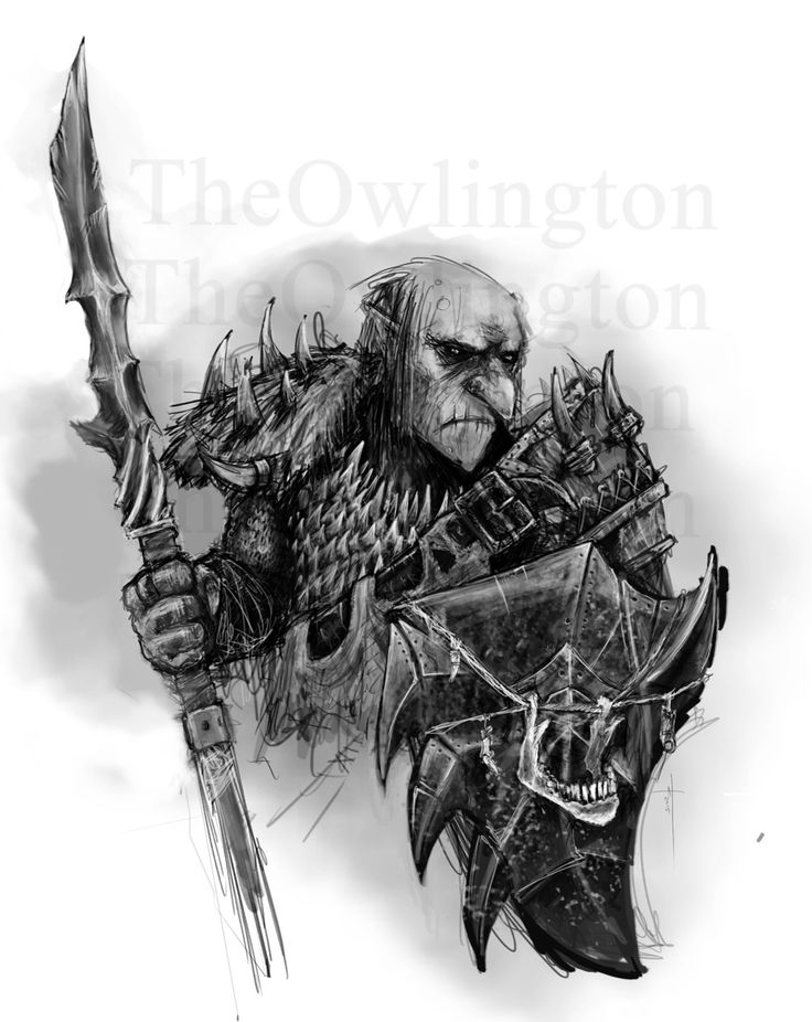 Goblin Raider - Imgur