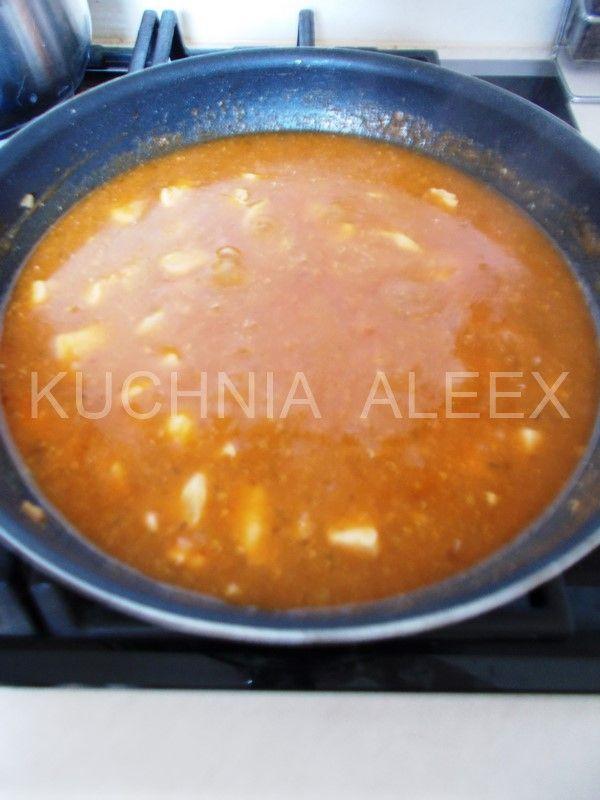 W Mojej Kuchni Pyszny Sos Z Kurczaka Wg Aleex Sosy