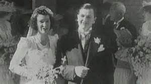 "David Rockefeller on his wedding day to Margaret ""Peggy"" McGrath Rockefeller. 1940. They had six children."