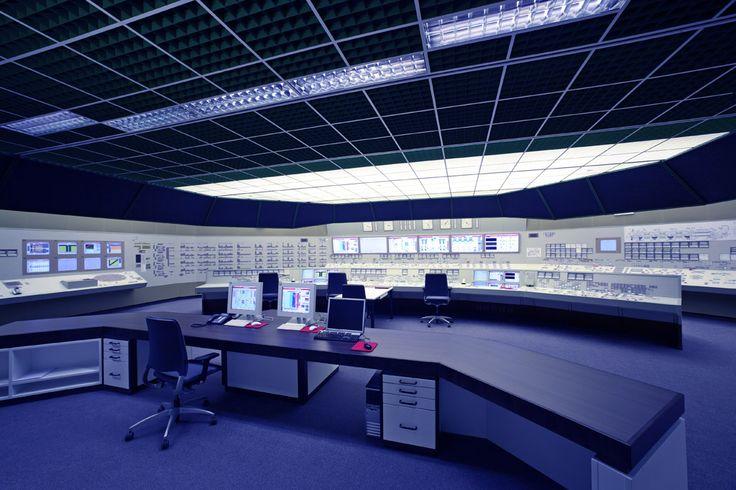 54 Fantastiche Immagini Su Control Rooms Su Pinterest