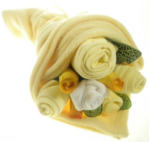 Traditional Baby Lemon Clothes Bouquet  http://www.sayitbaby.co.uk/contents/en-uk/p510_Traditional_Baby_Lemon_Clothes_Bouquet.html