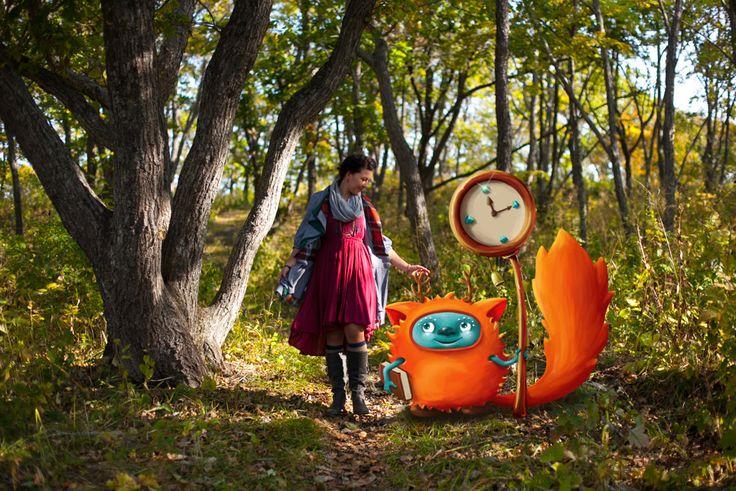 Forest keeper & Natasha