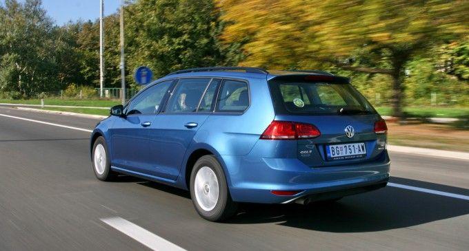 Volkswagen Golf 7 Variant 1,6 TDI Comfortline