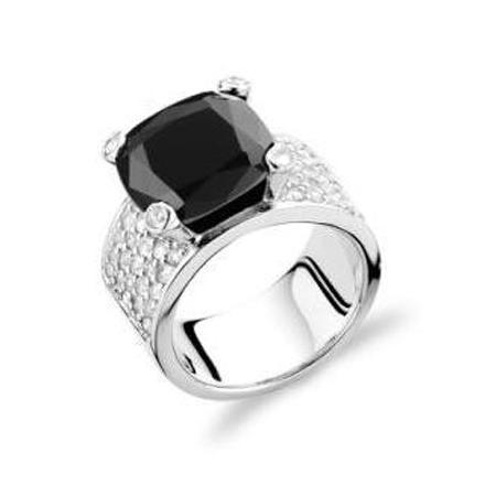 Ti Sento Milano Sterling Silver Ring 1351ZB