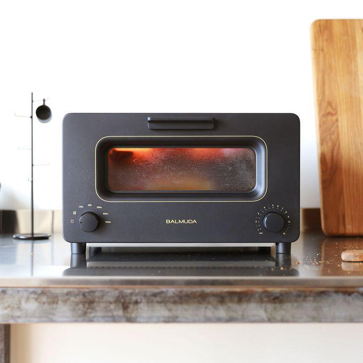 BALMUDA The Toaster | Black | バルミューダ公式ストア