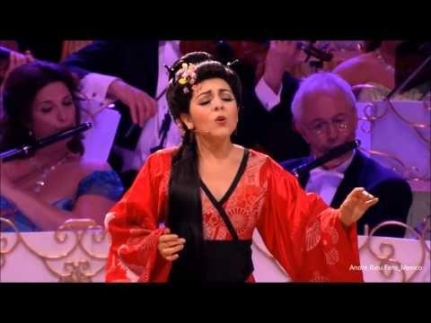 André Rieu - The Gypsy Princess - YouTube