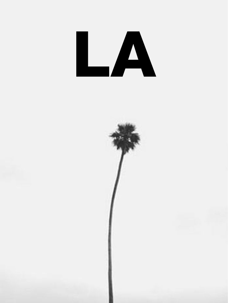 Oh, Los Angeles...