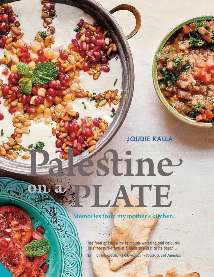 Palestine On A Plate by Joudie Kalla | Cookbook Corner | Nigella Lawson