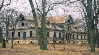 Dawny majątek Reytanów w Hruszówce na Białorusi, fot. silvan.by