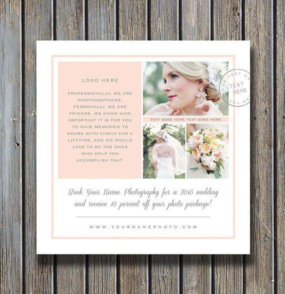Best 25+ Photography flyer ideas on Pinterest Templates for - wedding flyer