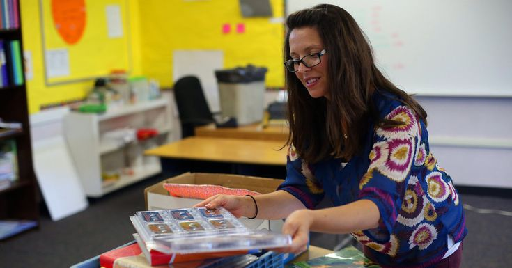 """Teacher Shortage may force to hire those just out of college with little experience or even out of Country. LINDA DARLING-HAMMOND, head of the California Commission on Teacher Credentialing, said the United States should plan more for teacher shortages. """"Other nations create incentives and supports in order to be able to fill the needs in a much more deliberate and conscious way,"""""""