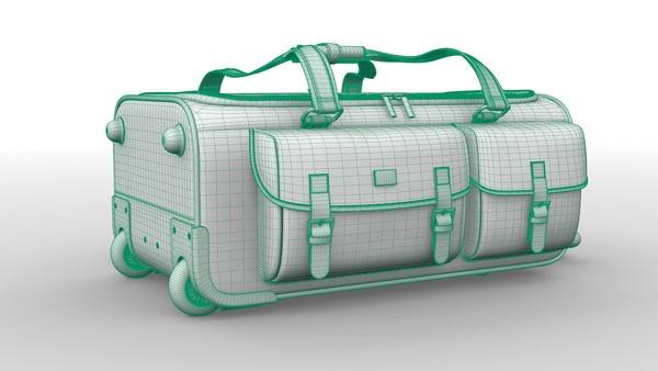 PE Luggage 2 by CGI by TONIC , via Behance