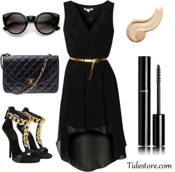 16 Best Images About Lbd Little Black Dress On Pinterest
