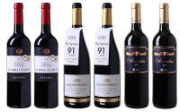 Spaans Wijnpakket  Het beste van wijnland Spanje komt samen in dit heerlijke wijnpakket. Stuk voor stuk zijn de Spaanse wijnen door de internationale wijnpers bekroond met onderscheidingen: de vijf jaar oude Rioja Reserva heeft 4 medailles en een Decanter recommendation gewonnen en de romige en krachtige Lagar de Robla kreeg 91/100 Wine Spectator punten. Tot slot maakt de fluweelzachte Acantus van de beste vaten me...  EUR 59.00  Meer informatie  #witte #rode #rose #wijn #wijnbeurs #geschenk…