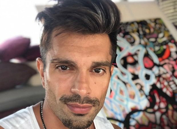 Karan Singh Grover Puts Soil To Its Maximum Use Flaunts His Physique As He Works Out Shirtless In 2020 Bollywood Celebrities Bollywood Actors Shirtless