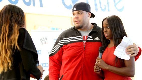 WWE hosts a Be a STAR rally in Durban, South Africa #WWE