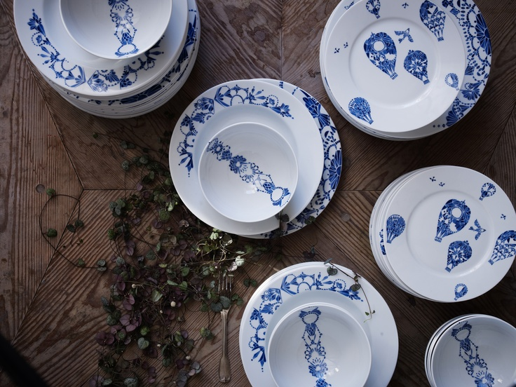 Ikea Balloon Plates & 137 best Plate scape images on Pinterest | Willow pattern Dish ...
