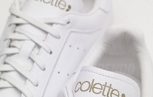 Colette X Adidas Originals Stan Smith