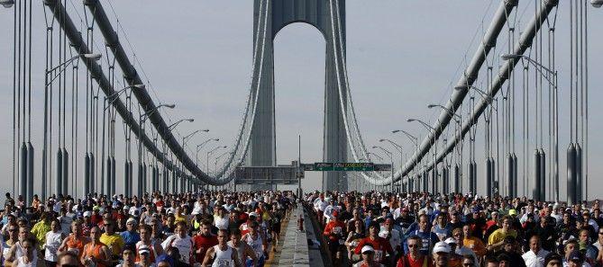 start Marathon New York (2009 - 3:22u)